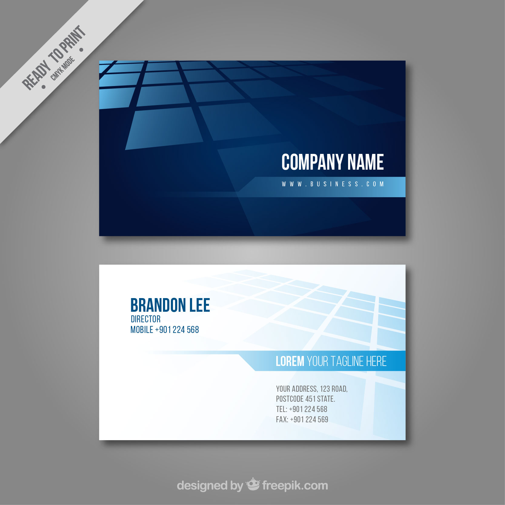 Visiting Card Design  Business Card  Online Visiting